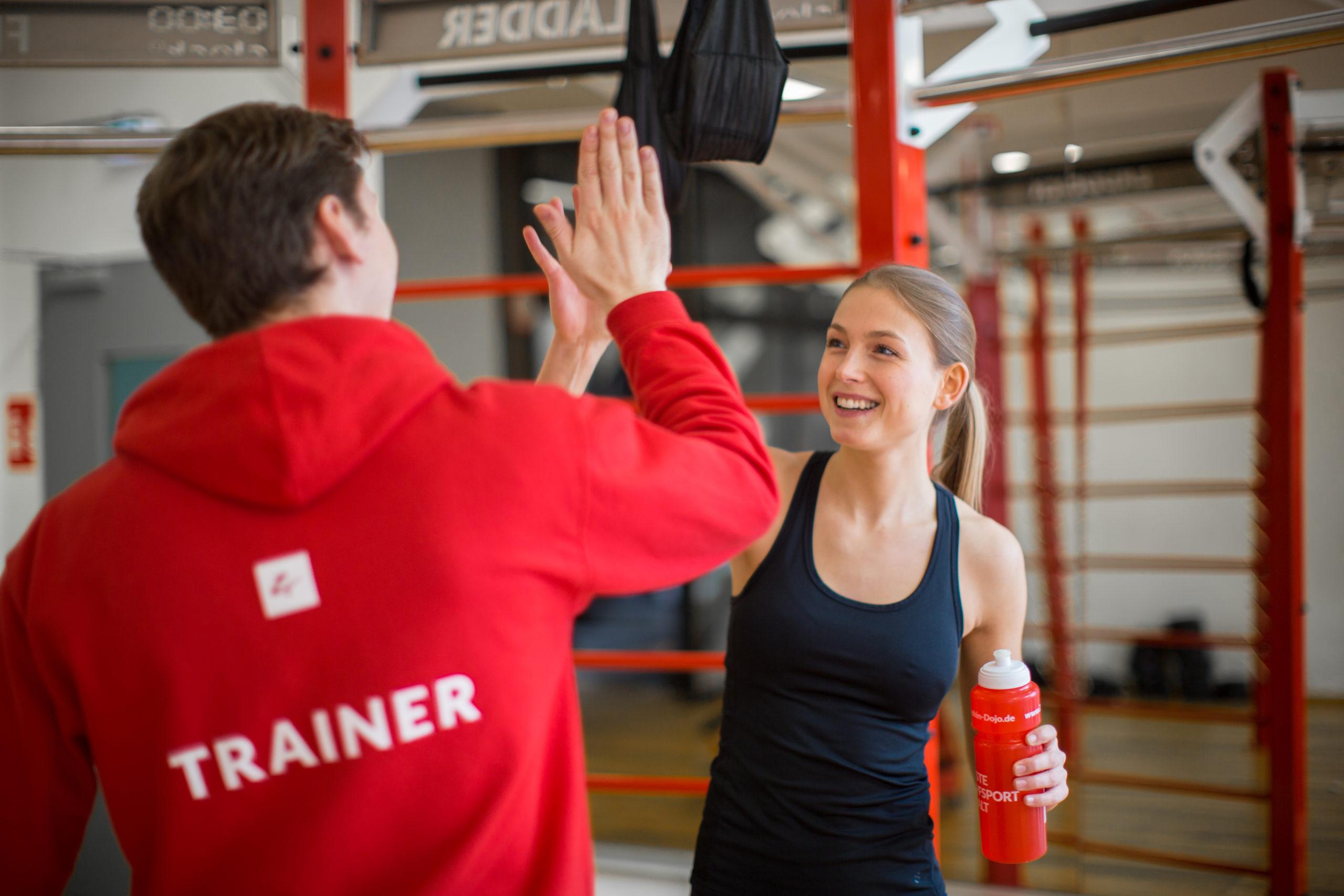 Training Community mit Spaß trainieren in Hamburg